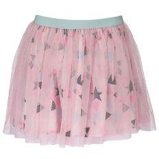 A'nD Printed Tutu Skirt
