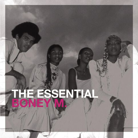 The Essential CD by Boney M 2Disc