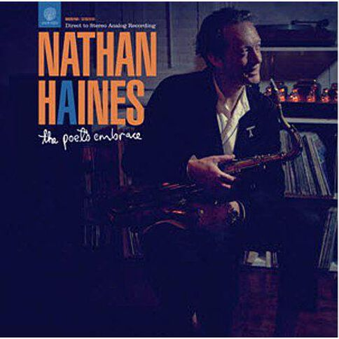 The Poets Embrace by Nathan Haines CD