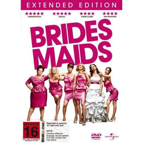 Bridesmaids DVD 1Disc