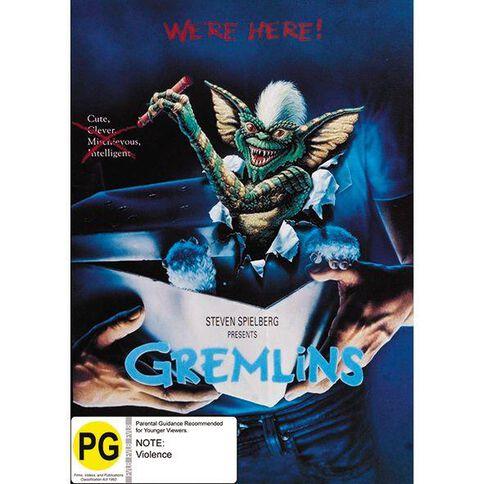 Gremlins DVD 1Disc