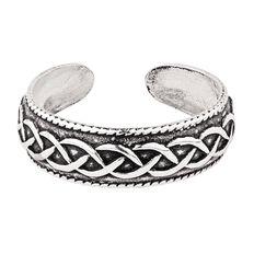 Sterling Silver Celtic Toe Ring