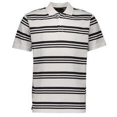 Match Striped Polo