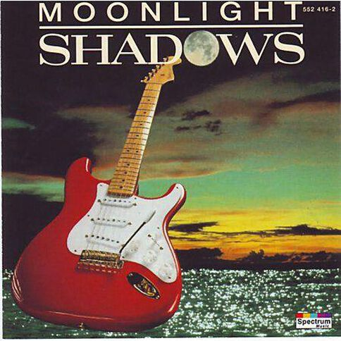 Moonlight Shadows CD by The Shadows 1Disc
