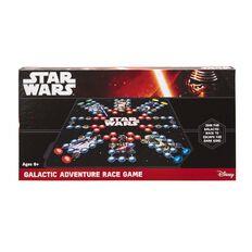 Star Wars Galactic Race Game