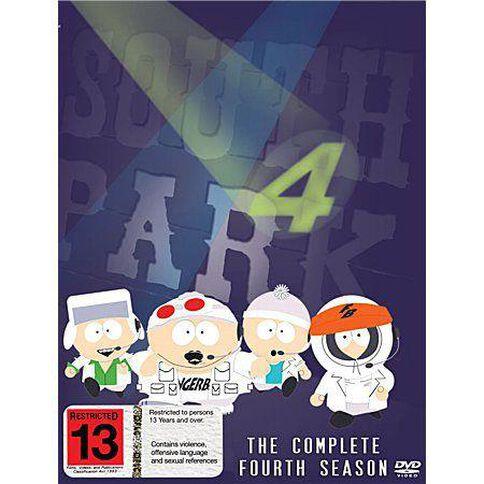 South Park Season 14 DVD 3Disc