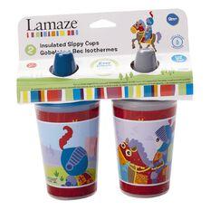 Lamaze Sippy Cup Sir Prancealot 2 Pack