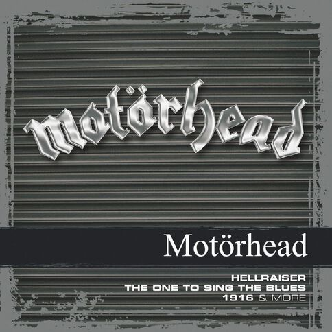 Motorhead Collections CD by Motorhead 1Disc