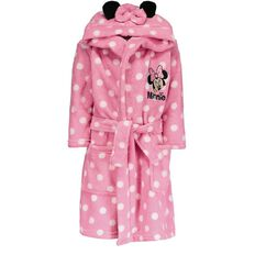 Minnie Mouse Girls' Robe