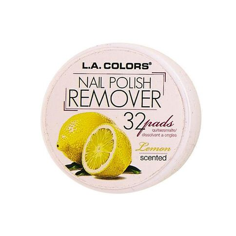 La Colors Nail Polish Remover Pads CNR961