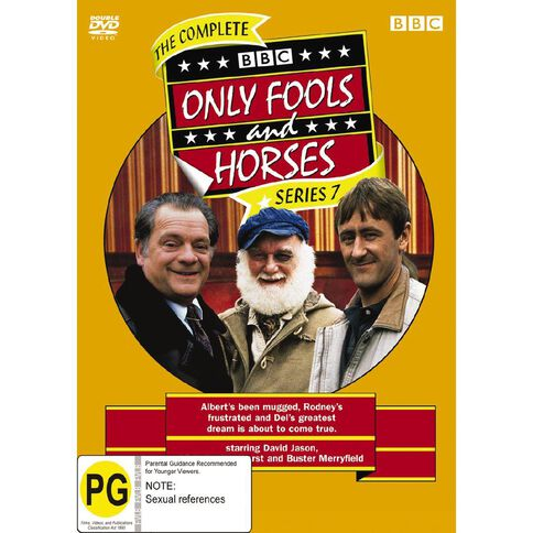 Only Fools and Horses Complete Series 7 DVD 1Disc