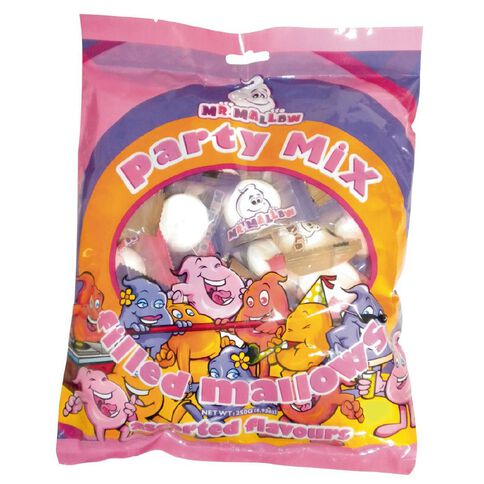 Mr Mallow Party Pack 250g