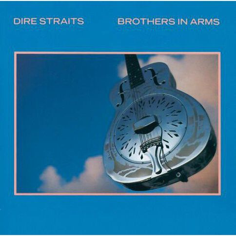Brothers in Arms CD by Dire Straits 1Disc