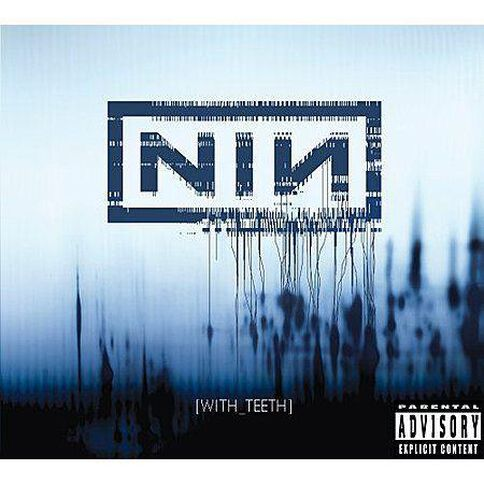 With Teeth by Nine Inch Nails 1CD