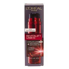 L'Oreal Paris Revitalift Laser X3 Complete Care SPF15 50ml