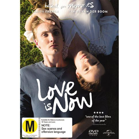 Love is now DVD 1Disc