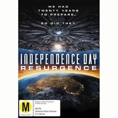 Independence Day 2 DVD 1Disc