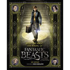 The Making of Fantastic Beasts and Where to Find Them