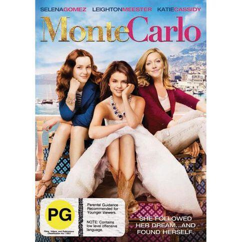 Monte Carlo DVD 1Disc