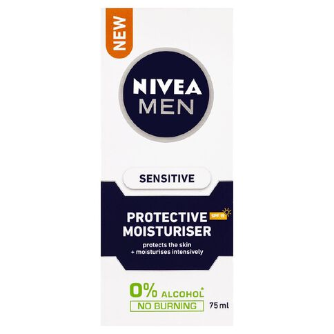 Nivea For Men Sensitive Moisturiser 75ml