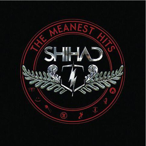 The Meanest Hits by Shihad CD