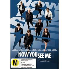 Now You See Me DVD 1Disc