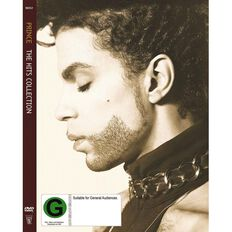 Prince The Hits Collection DVD 1Disc