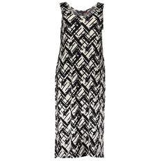 Kate Madison Printed Maxi Dress