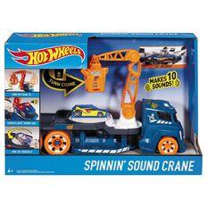 Hot Wheels Lights & Sounds Truck