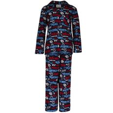 Basics Brand Boys' Packaged Flannelette Pyjamas