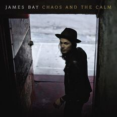 Chaos and The Calm CD by James Bay 1Disc