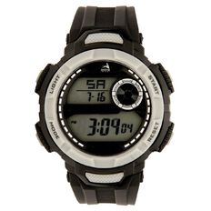 Active Intent Digital Watch Grey