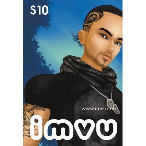 IMVU $10 Gift Card