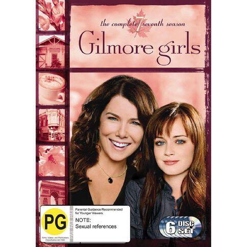 Gilmore Girls Season 7 DVD 6Disc