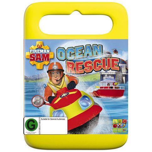 Fireman Sam Ocean Rescue DVD 1Disc