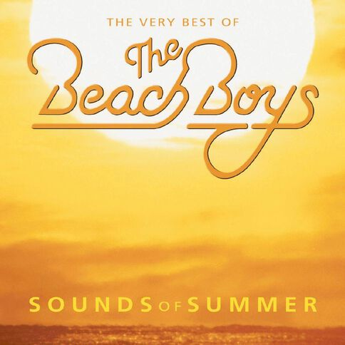 Sounds Of Summer CD by The Beach Boys 1Disc