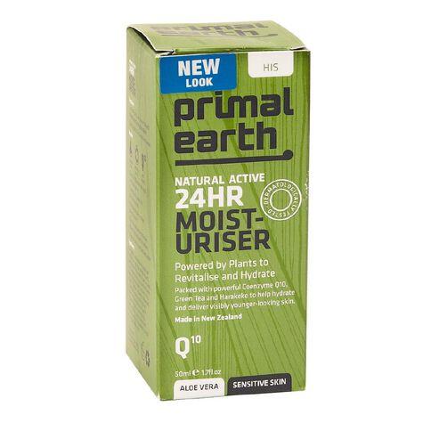 Primal Earth Moisturiser 50ml