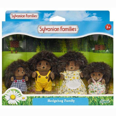 Sylvanian Families Hedgehog Family