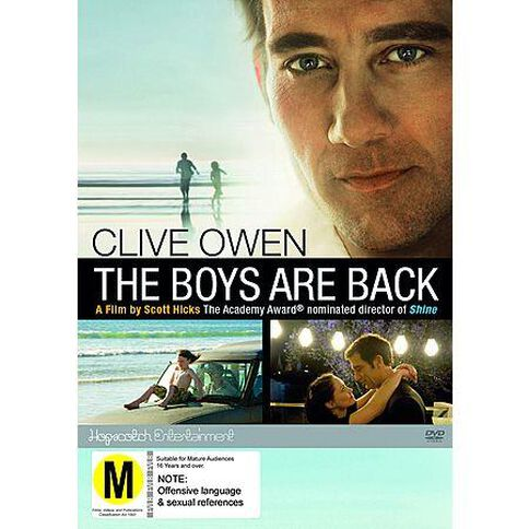 The Boys Are Back DVD 1Disc