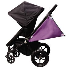 Elephant Apple Stroller Bag Purple
