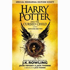 Harry Potter and the Cursed Child Part I & II by J.K Rowling