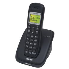 Uniden DECT Digital Cordless Phone DECT1015 Black