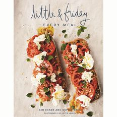 Little and Friday Every Meal by Kim Evans