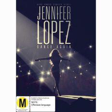 Jennifer Lopez Dance Again DVD 1Disc