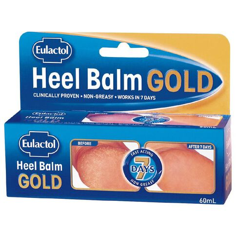 Eulcatol Heel Balm Gold 60ml