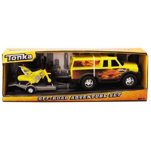 Tonka Off Road Adventure Set Assorted