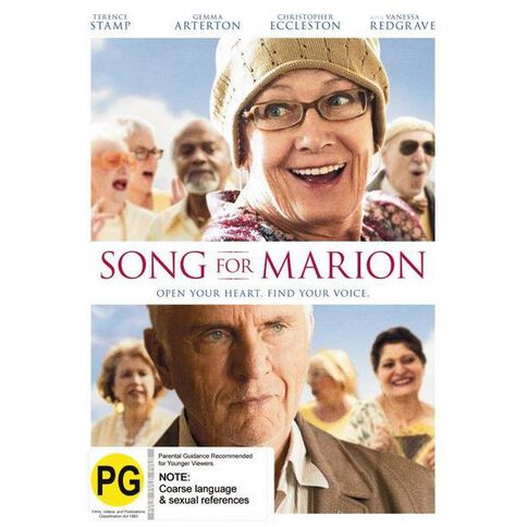 A Song For Marion DVD 1Disc