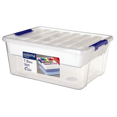 Sistema Storage Organiser 7.9L