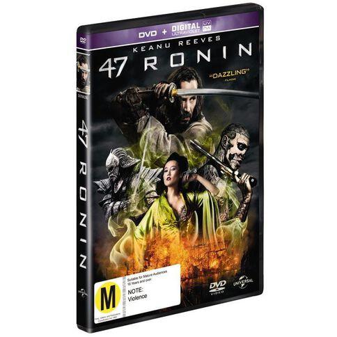 47 Ronin DVD 1Disc
