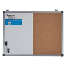 Deskwise Magnetic Combo Board 450mm x 600mm